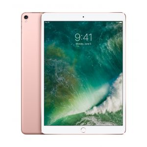 iPad Pro 10,5-tommer Wi-Fi 256 GB i rosegull