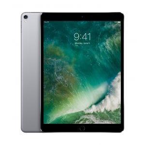 iPad Pro 10,5-tommer Wi-Fi 256 GB i stellargrå