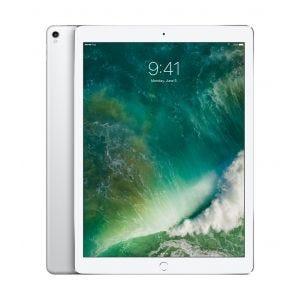 iPad Pro 12,9-tommer Wi-Fi + Cellular 64 GB i sølv