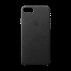 Apple skinndeksel for iPhone 8/7 - svart