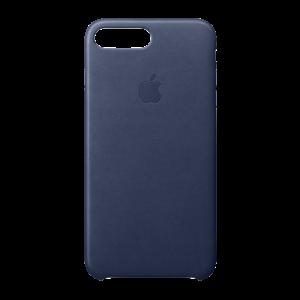 Apple skinndeksel for iPhone 8 Plus/7 Plus - midnattsblå