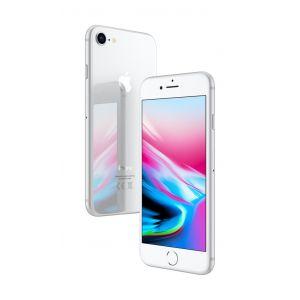 iPhone 8 256 GB - sølv
