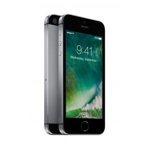 iPhone SE 128 GB i stellargrå