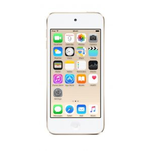 iPod touch 128 GB i gull