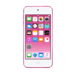 iPod touch 16 GB i rosa