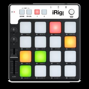 iRig Pads MIDI-kontroller