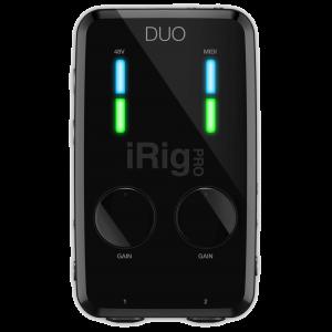 iRig Pro Duo 2-kanals lydkort