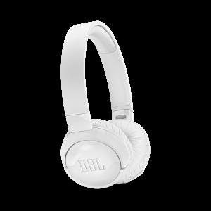 JBL Tune 600 trådløse hodetelefoner med støykansellering - hvit