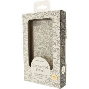 Johanna Basford deksel for iPhone 8/7 - Enchanted Forest