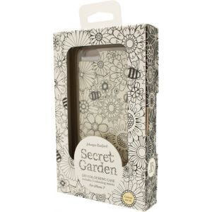 Johanna Basford deksel for iPhone 8/7 - Secret Garden