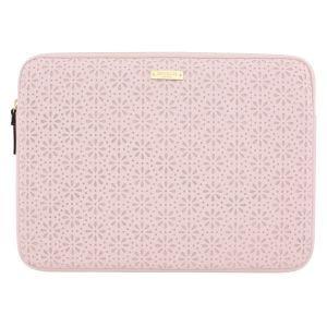 Kate Spade sleeve til MacBook Air/Pro 13-tommer - rosa