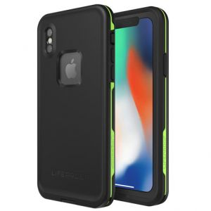 LifeProof FRĒ vanntett deksel for iPhone X - svart