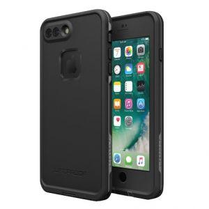 LifeProof iPhone 7 Plus vanntett deksel: Fre - svart