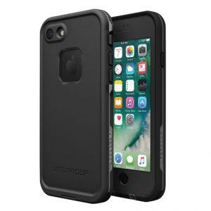 LifeProof iPhone 7 vanntett deksel: Fre - svart