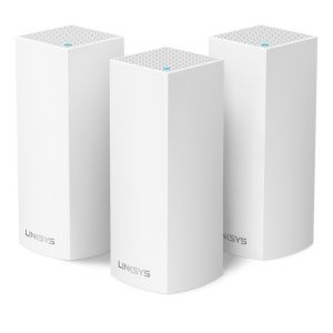 Linksys Velop Whole Home Mesh Wi-Fi-system (trepakning)