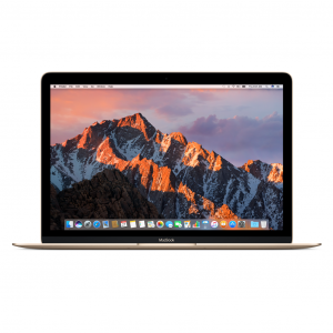 MacBook 12-tommer 1,3 GHz 512 GB i gull