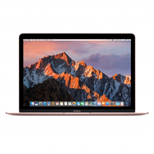 MacBook 12-tommer 1,2 GHz 256 GB i rosegull