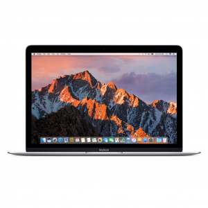 MacBook 12-tommer 1,3 GHz 512 GB i sølv