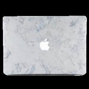 Marblessed dekal til MacBook Pro 13-tommer hvit