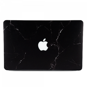 Marblessed dekal til MacBook Pro 13-tommer svart