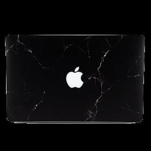 Marblessed dekal til MacBook Pro Retina 13-tommer svart