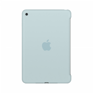Apple silikondeksel for iPad mini 4 i turkis