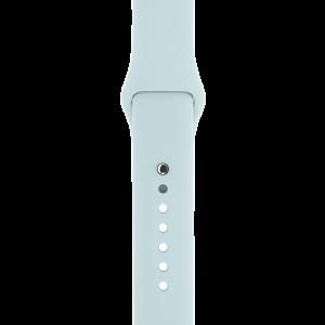 Apple Watch Sport Band 38 mm i turkis
