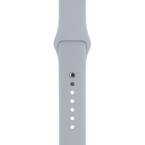 Apple Watch Sport Band 38 mm i tåkegrå