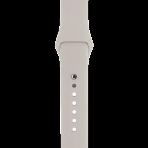 Apple Watch Sport Band 42 mm i stengrå