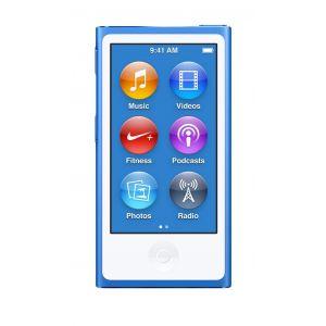 iPod nano 16 GB i blå