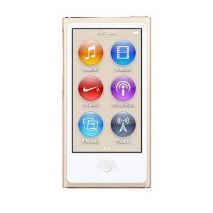 iPod nano 16 GB i gull