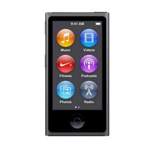 iPod nano 16 GB i stellargrå