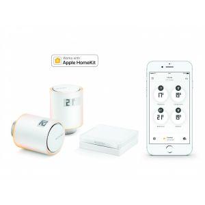 Netatmo smart radiatortermostat - startpakke