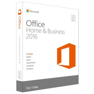 Microsoft Office 2016 for Mac Nordisk Home & Business
