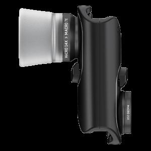 Olloclip iPhone 8/7 / 8 Plus/7 Plus- objektivsett Macro Pro