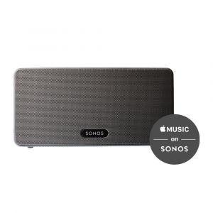 Sonos Play:3 trådløs høyttaler i svart
