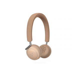 Libratone Q Adapt trådløse hodetelefoner - brun