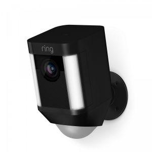 Ring Spotlight Cam Battery - svart