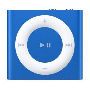 iPod shuffle 2 GB i blå