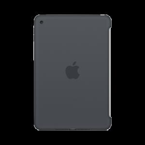 Apple silikondeksel for iPad mini 4 i koksgrå