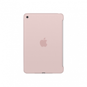 Apple silikondeksel for iPad mini 4 i korallrosa