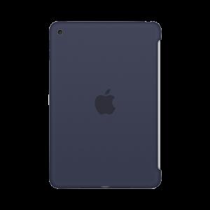 Apple silikondeksel for iPad mini 4 i midnattsblå