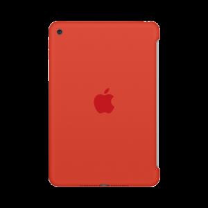Apple silikondeksel for iPad mini 4 i oransje