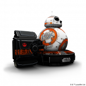 Sphero Star Wars BB-8 Battle-worn droid med Force Band