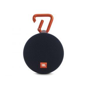 JBL Clip2 vanntett bærbar høyttaler - svart
