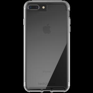 Tech21 Pure deksel til iPhone 8 Plus/7 Plus - klar