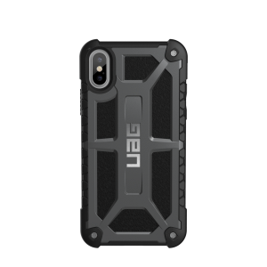 UAG Monarch deksel til iPhone X - mørk grå