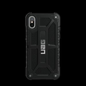 UAG Monarch deksel til iPhone X - svart