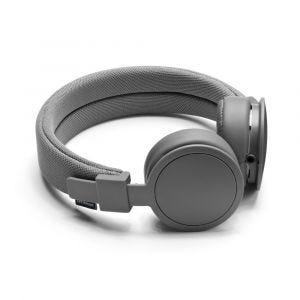 Urbanears Plattan ADV Wireless Dark GreyUrbanears Plattan ADV trådløse hodetelefoner i mørk grå