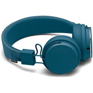 Urbanears Plattan II hodetelefoner i indigo